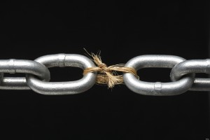 Weakest Link in Chain